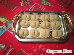 ДВОЙНЫЕ ВАРЕНИКИ -  картошка с жаренным луком - грибы шампиньоны с жаренным луком