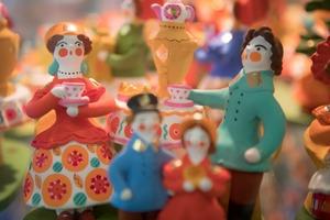 XVI Выставка-ярмарка  народных художественных промыслов и ремёсел России  «Жар-птица. Весна-2021»