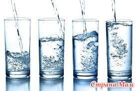4 Стакана воды натощак. Мы начинаем!