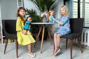 Кукла – отличный подарок для каждой девочки!