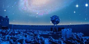 Космические каникулы в Московском Планетарии