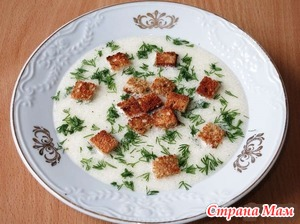 Кислый суп
