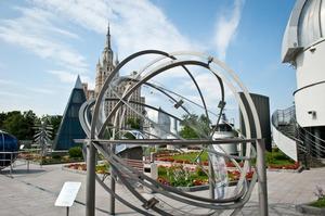 В последний месяц лета Московский Планетарий приглашает в «Полет над Москвой»