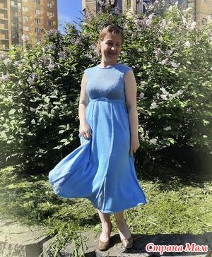 Как сделать подол платья воздушным?