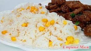 Как варить рис, чтобы он был рассыпчатым? Узнайте ВАЖНЫЕ Правила!